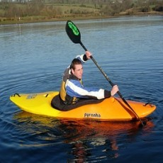 Kayaking Taster @ 12.45 - 2.15