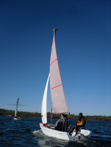 Supervised Sailing Wednesday's  10.30 - 12.00