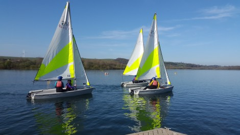 Junior Sailing Stage 4