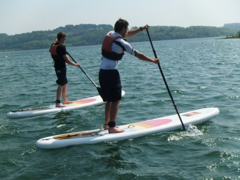 Stand Up Paddleboard (SUP) Instructor