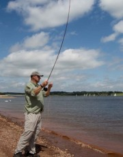 Fly Casting Beginner  Lesson 10.00 - 12.00