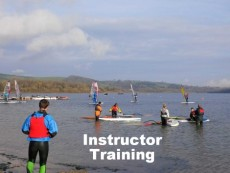 RYA Start Windsurfing Instructor Course