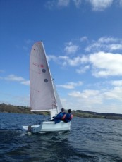 Supervised Sailing Saturday's  10.30 - 12.00