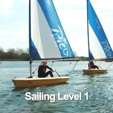 RYA Start Sailing (Level 1)