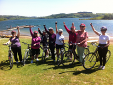 Blow away the cobwebs - Guided Cycling - 10am to 12